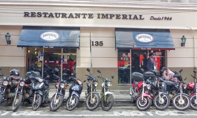 Restaurante Imperial: o clássico bom e barato do centro de Curitiba