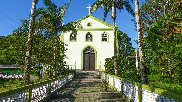 Igreja de Guaraqueçaba
