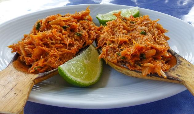 Onde comer em Guaraqueçaba I