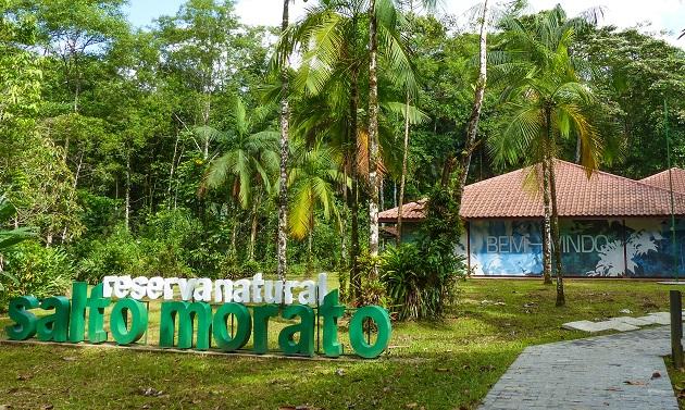 Reserva Salto Morato