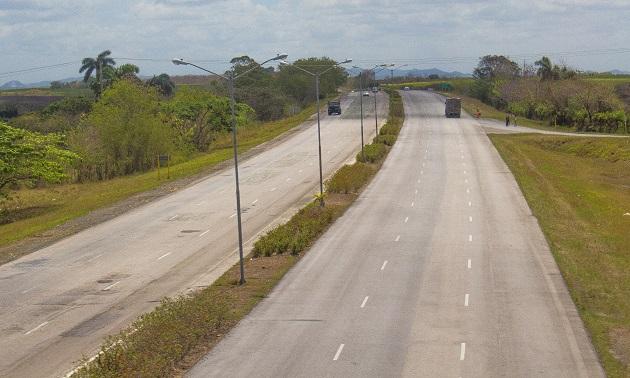 Estrada cubana