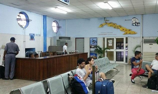 Terminal da Viazul em Havana