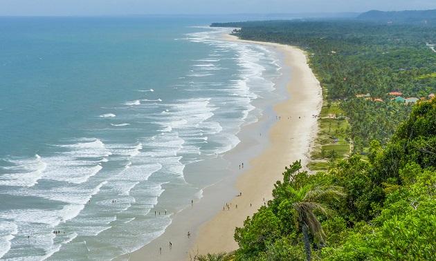 Como ir de Ilhéus a Itacaré e Barra Grande: roteiro de carro pela Costa do Cacau
