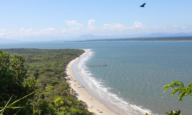 Praia da Fortaleza.