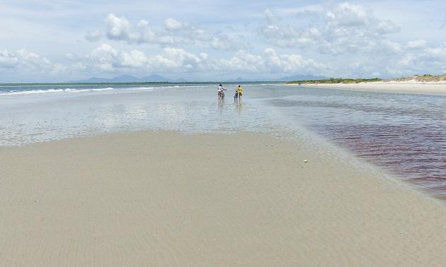 Superagui - Praia Deserta
