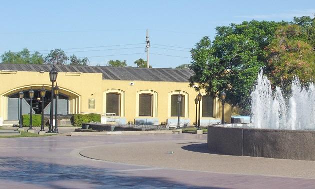 Museu da Área Fundacional.