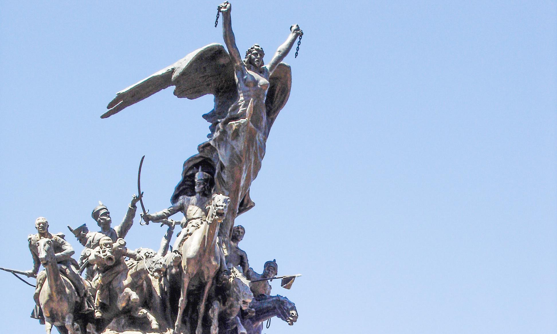 Monumento ao Ejército de Los Andes
