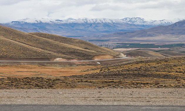 Estrada pra Bariloche via Junin de los Andes.
