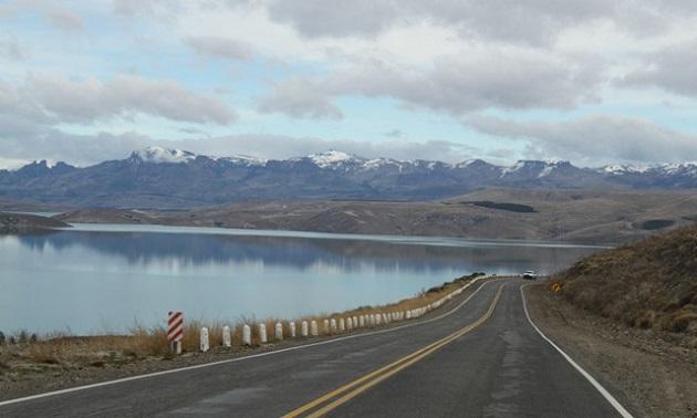 Rota San Martin de Los Andes - Bariloche