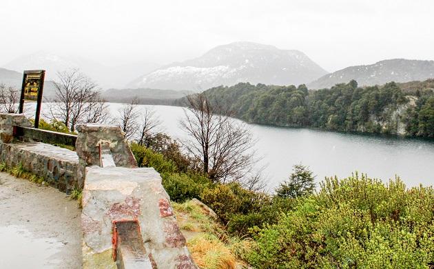 Rota dos 7 lagos - Argentina