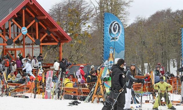 Centro de esqui Cerro Chapelco