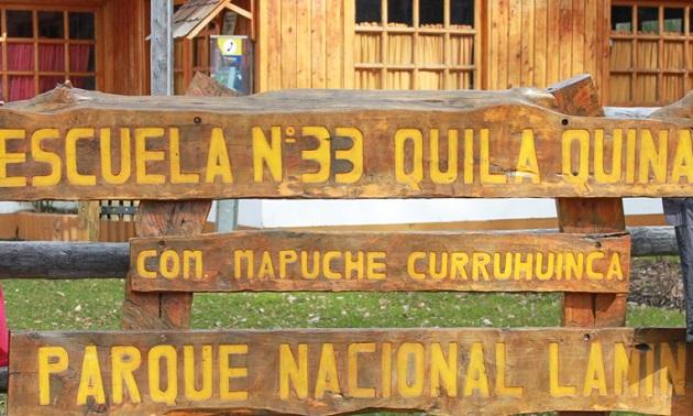 Escola de Quila Quina.
