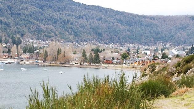 San Martin de los Andes e Lago Nácar.