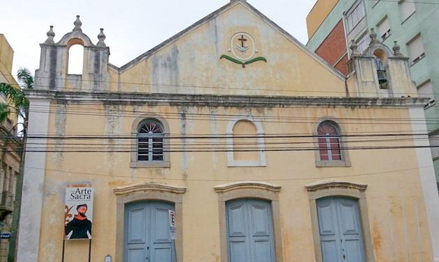 Capela Francisco de Assis.