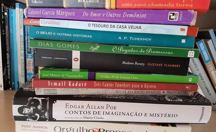 Quanto mais você lê, mais você vive