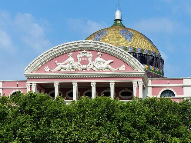 Por dentro do Teatro Amazonas, em Manaus:  história, arquitetura e visitação